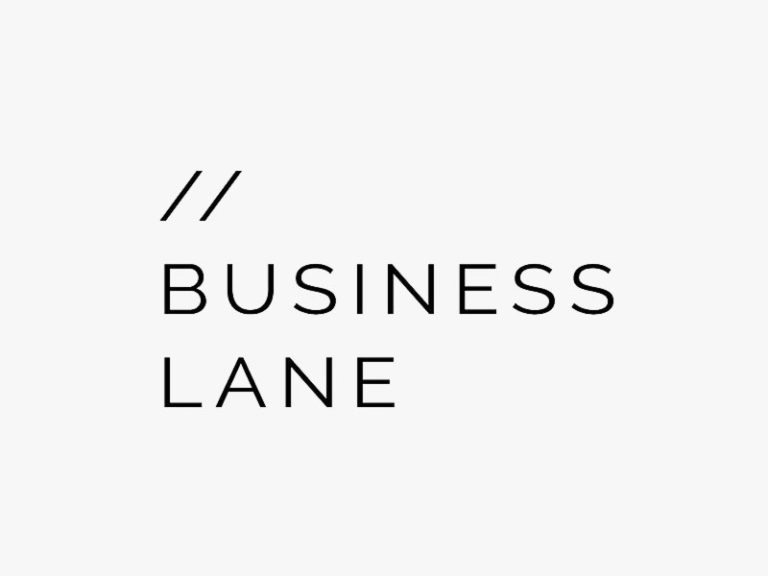 Business Lane Logo